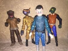 Custom Star Wars Blue Snaggletooth Mos Eisley Cantina 3.75 Kenner Style Figure