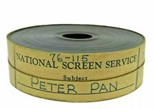 AWESOME! Peter Pan 1976 35mm Film movie trailer-9989