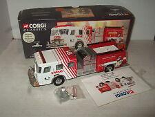 Corgi 54801 E-One Montaje Superior Autobomba para Town of Fishers De metal en 1: