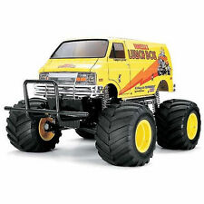 Tamiya RC Car & Motorycle Monster Trucks