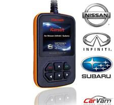 iCarsoft - Pro. Multi System Scanner For Nissan /Infiniti /Subaru / OBDII -i903