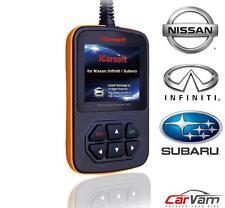iCarsoft - Pro. Multi System Scanner For Nissan /Infiniti /Subaru / OBDII -i903