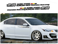 Racing Car Truck Racing Decals For Honda Accord EBay - Stickers for honda accord