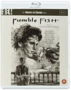 Rumble Fish Blu-ray