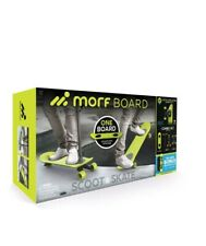 Morfboard Skate and Scooter plus carry bag