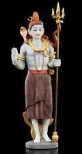 HINDU Diós Shiva Figura - color azul Estatua Buda