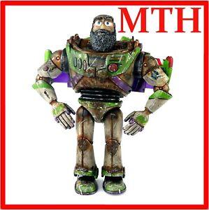 Buzz Lightyear Apocalypse Toy Story Custom Action Figure Electronic Talking 12''