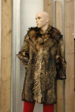 Vintage Berghaus international  fashion group genuine fur coat  chest size 48