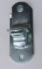 """Trailer Door Padlock Hasp Latch Bar Lock Cargo Race Car Toy Hauler 4"""" steel"""