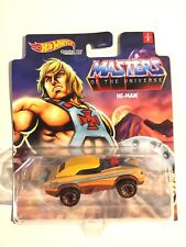 Hot Wheels~2021~ MASTERS OF THE UNIVERSE~ HE-MAN ~ #1/5~ 1:64~ Brand New~ NM+