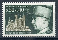 STAMP / TIMBRE FRANCE NEUF LUXE N° 1668 ** CELEBRITE GENERAL DIEGO BROSSET
