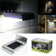 Ultra Brillante 16LED Foco LED Exterior con sensor movimiento Lampara Solar