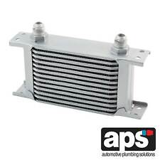 APS Gearbox / Diff / Engine Oil Cooler 13 Row 115mm - 8AN JIC Male Fittings