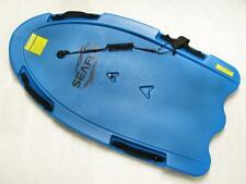 Bodyboard With Leash And Grab Handles - Kneeboard Wave Slider Boogie-board 47