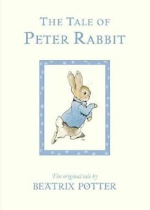 The tale of Peter Rabbit by Beatrix Potter (Board book) FREE Shipping, Save £s