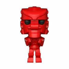 Funko Pop Rock Em Sock Em Robot Red Rocker #15 w/ Protector | In Stock | New