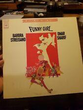 Funny Girl Soundtrack - Vinyl LP Record- Barbra Streisand - BOS 3220VG+