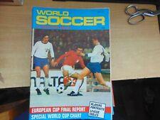 More details for world soccer magazine, june 1977