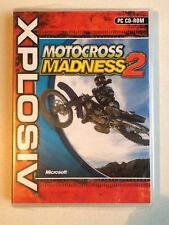PC CD-ROM, XPLOSIV, MOTOCROSS MADNESS 2, NEW AND SEALED.
