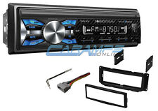 NEW SOUNDSTREAM BLUETOOTH STEREO RADIO W/ INSTALL KIT & USB/AUX INPUTS & NO CD