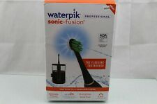 WaterPik Black Copper Sonic-Fusion Professional Flossing Toothbrush  SF-02