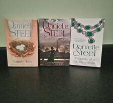 Danielle Steel - A Good Woman, Family Ties and Property of a Noblewoman