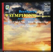 Beethoven Symph 9 Böhm 57  Stich-Randall Rössel-Majdan Dermota Schöffler