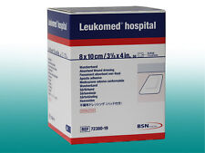 Leukomed sterile Pflaster 10x8 cm 50stk Wundverband, Erste Hilfe