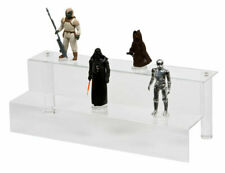 GW Acrylic 2-Tier Detolf Display Steps / Riser (ADS-004) - Star Wars / GI Joe