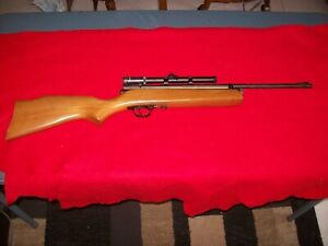 VINTAGE Sears & Roebuck Mod 126.1931 C02  22 Cal Pellet Gun Rifle