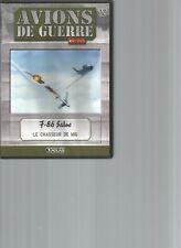 DVD AVIONS DE GUERRE N°12 - F-86 SABRE le chasseur de MIG