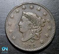 1832 Coronet Head Large Cent   --  MAKE US AN OFFER!  #B5628