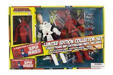 Diamond Select Marvel Retro Deadpool 8-inch Action Figure Set