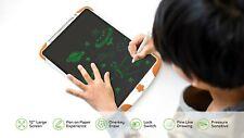 "10"" LCD Digital Writing Tablet, Drawing Notepad, Ewriter, for Kids Xmas Gift"