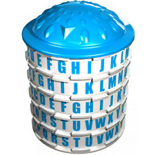 Puzzle Pod Mini Cryptex Gift Puzzle Box, Brain Teaser Money Puzzle and Coin Bank