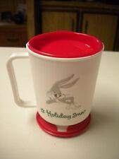 Vintage 1990, Holiday Inn / Bugs Bunny Advertising Travel Coffee Mug / Cup
