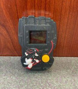 "McDonalds Sega Sonic The Hedgehog 3"" Handheld Electronic Game - Gray & Red - EUC"