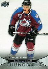Gabriel Landeskog 2011/12 Upper Deck Young Guns #208
