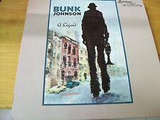 BUNK JOHNSON A LEGEND  LP MAINSTREAM USA RARO