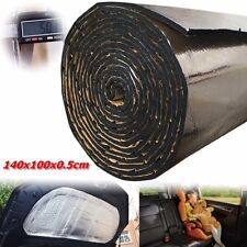 "Car Auto Soundproof Thermal Heat Shield Insulation Deadener Blocker Mat 55""x39''"