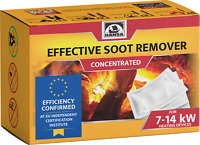 CREOSOTE / SOOT REMOVER effective chimney cleaner HANSA 7-14kW devices