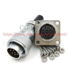 WEIPU WS16 TQ+Z 10pin Power Cable Connector,Aviation 500V High Voltage Connector