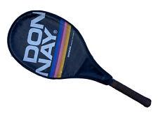 Donnay Around The World Bjorn Borg Tennis Racket w Cover Graphite Midsize Plus