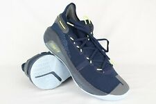 New Under Armour Men's Stephen Curry 6 Size 9 Academy Thunder 3020612-402