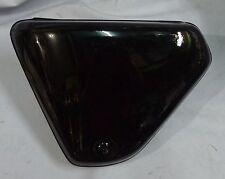 HONDA vintage enduro twin shocks MT125 MR175 COVER LEFT SIDE BLACK new