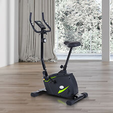 Soozier Magnetic Exercise Bike Indoor Cycling Trainer Cardio Fitness Home Gym