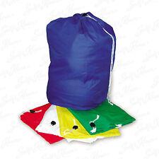 Extra Large Heavy Duty Laundry Bag Sack Drawstring Storage Washable 110 Litres