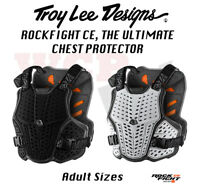 Troy Lee Designs Rockfight CE Chest Protector - Mens Sizes