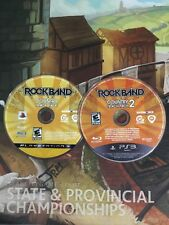 Rock Band Country Track Pack 1 & 2 Ps3 *Disc Only*