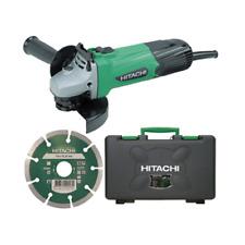 Hitachi Mini Grinder, Case and Blade